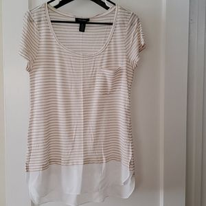 WHBM Relaxed Tunic